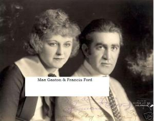 Mae and Ford