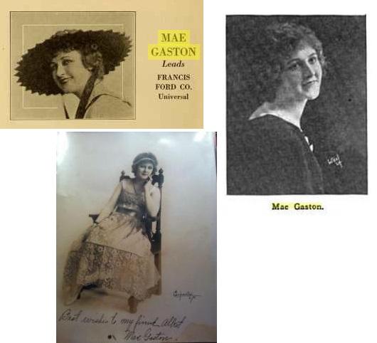 Mae Gaston photos