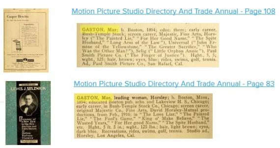 Mae Gaston stories2