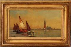 ori_903-14456-c317-Superb-20th-C-American-Oil-Painting-of-Venice-Italy-By-Boston-Artist-Walter-Lansil-http-www-equinoxantiques-com-inventory-c317-lg