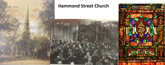 hammond church
