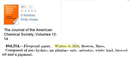walter s hill