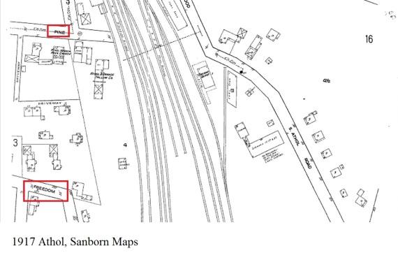 Salomea map