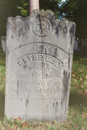 catherine owen grave