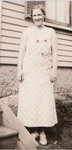Edith 1930's