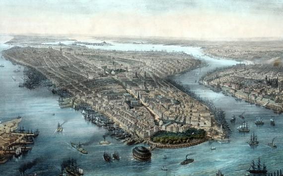 NewYorkandBrooklyn1850s