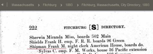 shipman 1893