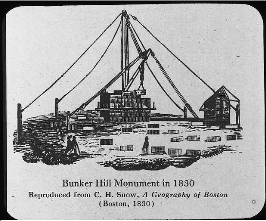 1830 bunker hill