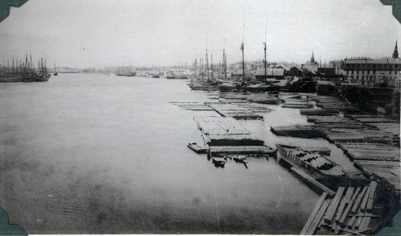 Bangor waterfront