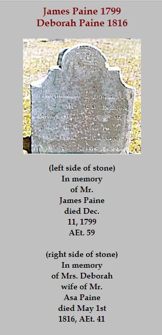 James grave