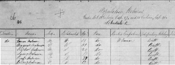 1851 census