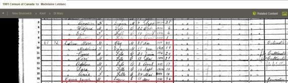 1901 census2