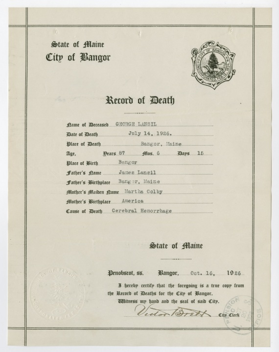 george-death-cert