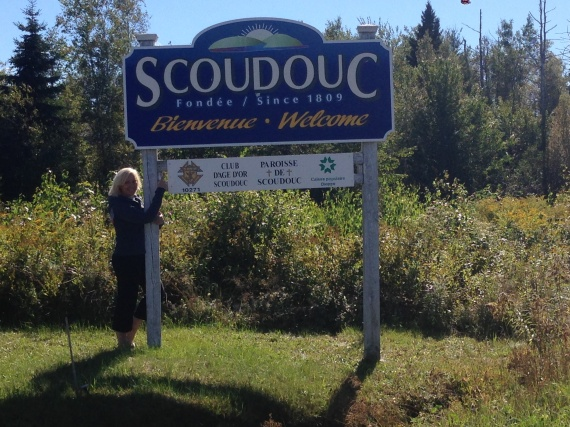 Scoudouc