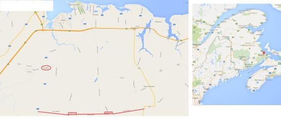 Malakoff Road map