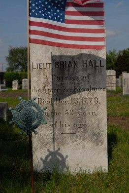 Brian Hall Grave Norton Common Cemetery.jpg
