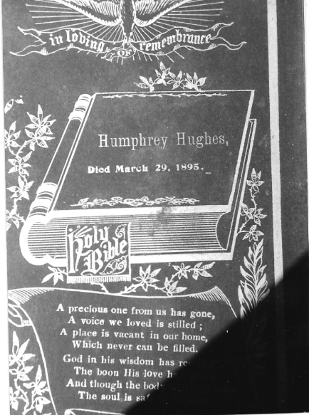 Humphrey mass card