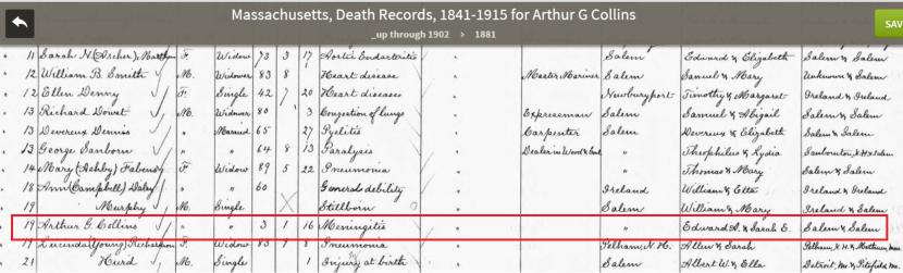 arthur death