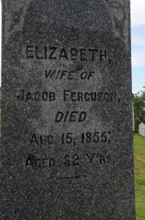 elizabeth grave
