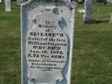 Elizabeth potts death