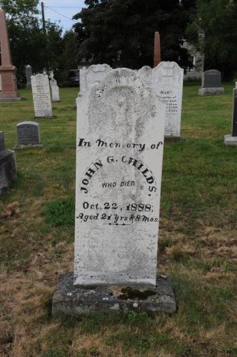 john childs grave