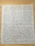 letter Jessie Dunn Allan to Mary Haines Stevens 1925 pg 2