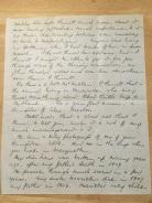 letter Jessie Dunn Allan to Mary Haines Stevens 1925 pg 3
