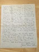 letter Jessie Dunn Allan to Mary Haines Stevens 1925 pg 4